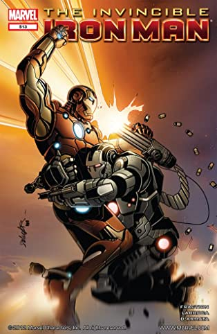 Invincible Iron Man (2008-2012) #513