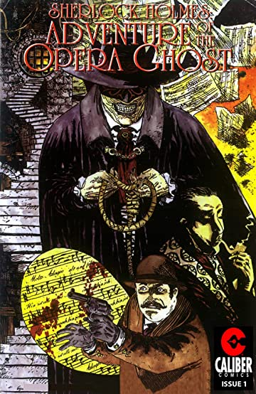 Sherlock Holmes: Adventure of the Opera Ghost #1