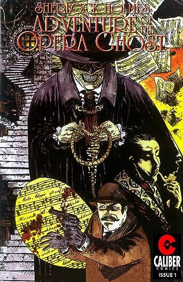Sherlock Holmes: Adventure of the Opera Ghost #1