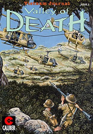 Vietnam Journal: Valley of Death #2