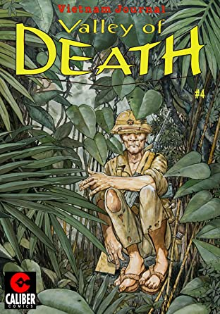 Vietnam Journal: Valley of Death #4