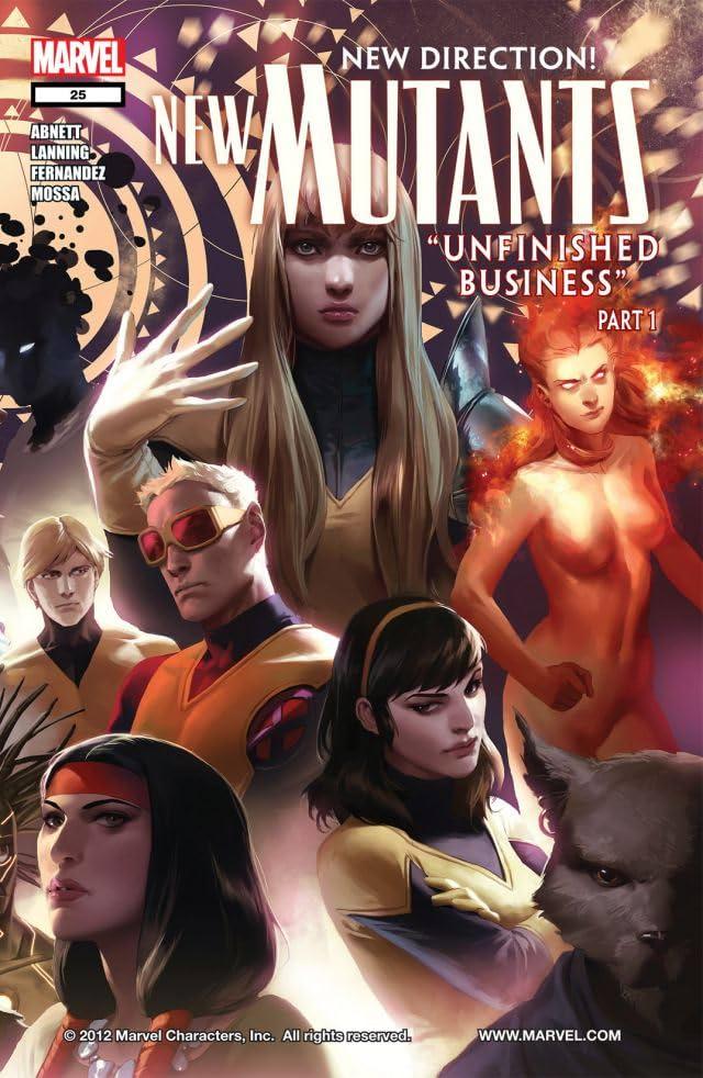 New Mutants (2009-2011) #25