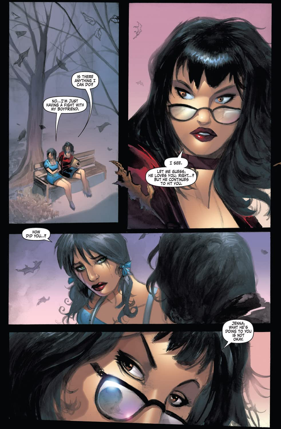 Grimm Fairy Tales Vol. 3