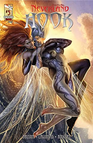 Grimm Fairy Tales Presents: Neverland - Hook #3