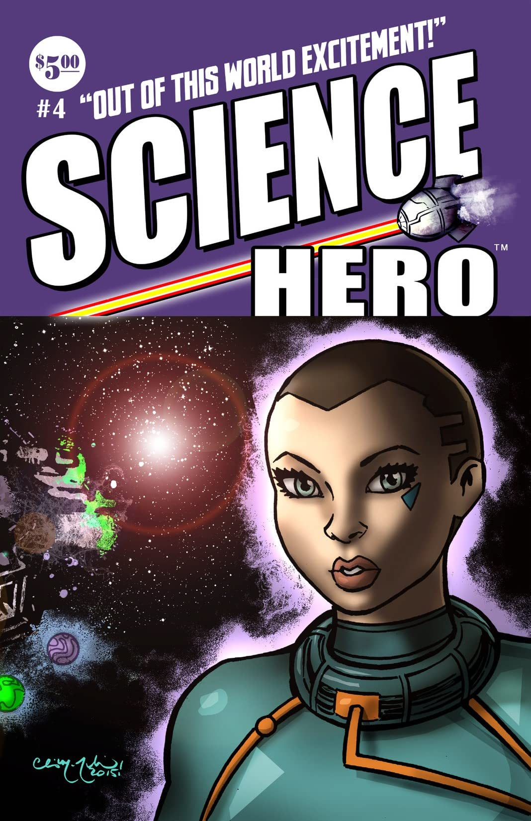 Science Hero Vol. 4
