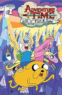 Adventure Time No.2