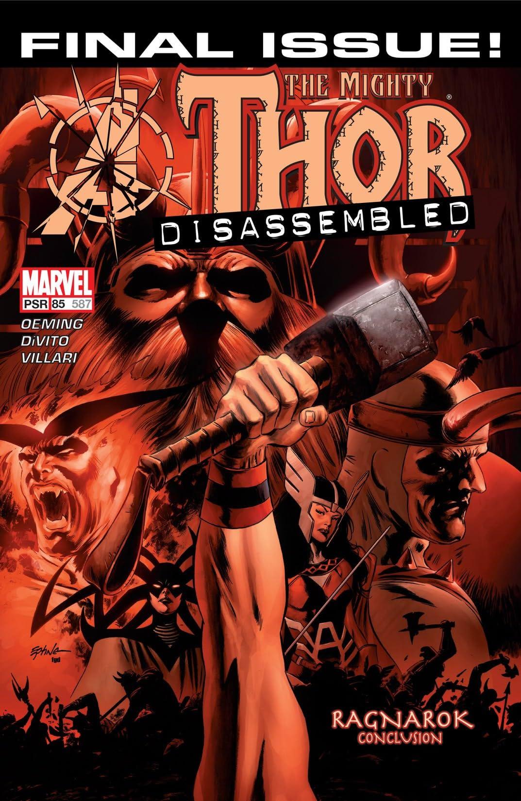 Thor (1998-2004) #85