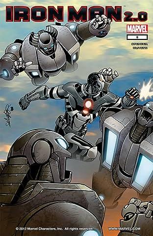 Iron Man 2.0 #8
