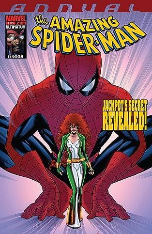 Amazing Spider-Man (1999-2013) Annual #35