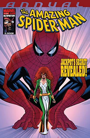 Amazing Spider-Man (1999-2013) Annual #35