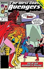 Avengers West Coast (1985-1994) #42