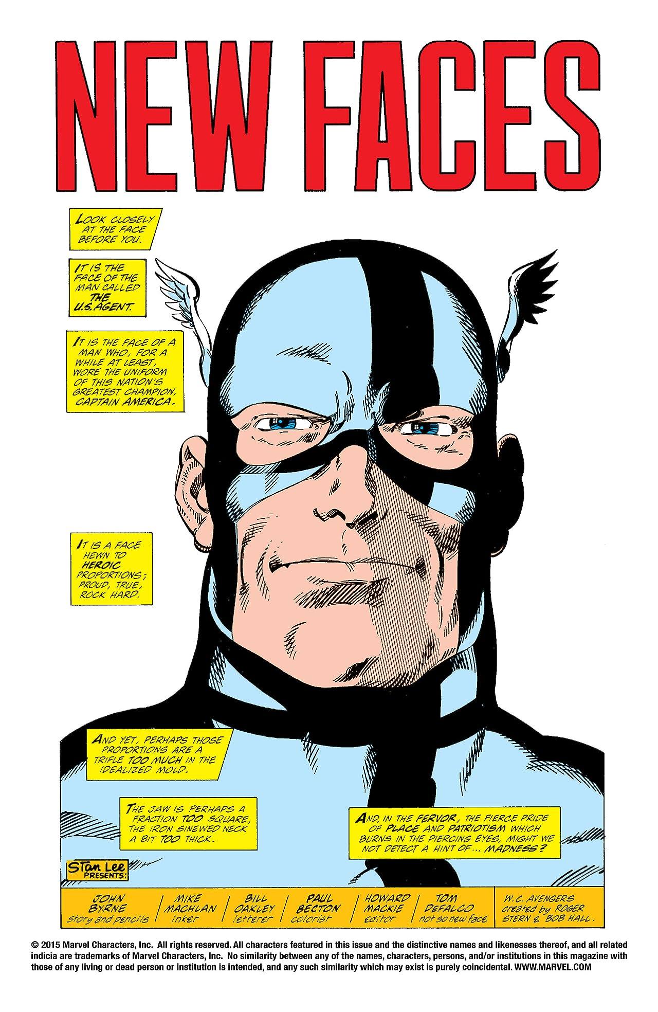 Avengers West Coast (1985-1994) #45