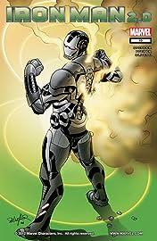 Iron Man 2.0 #10