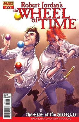 Robert Jordan's Wheel of Time: Eye of the World #22