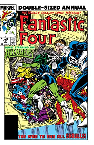 Fantastic Four (1961-1998) Annual #19