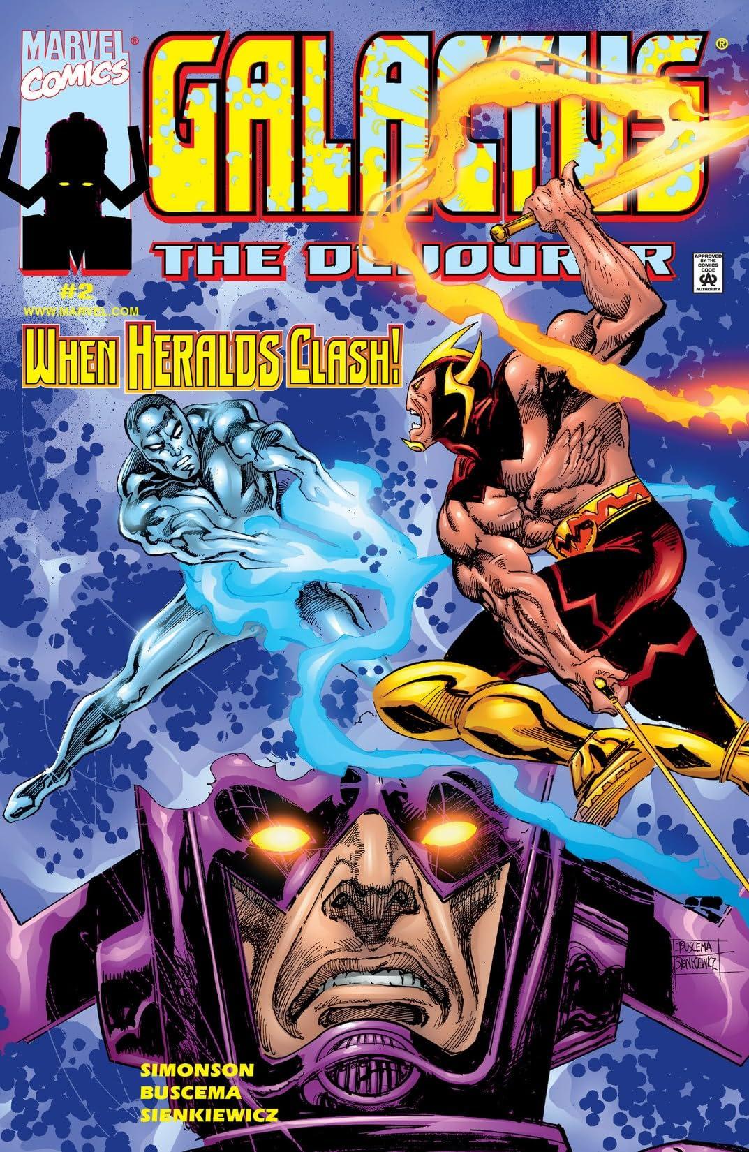 Galactus The Devourer (1999) #2 (of 6)