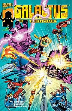 Galactus The Devourer (1999) #3 (of 6)