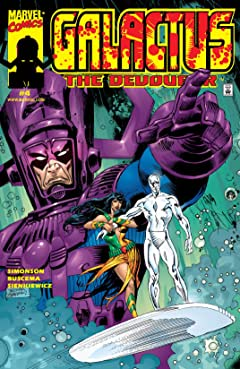 Galactus The Devourer (1999) #4 (of 6)