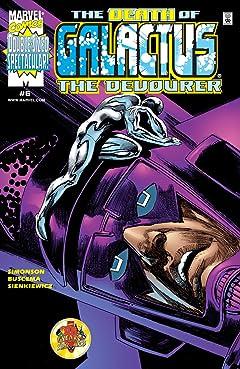 Galactus The Devourer (1999) #6 (of 6)