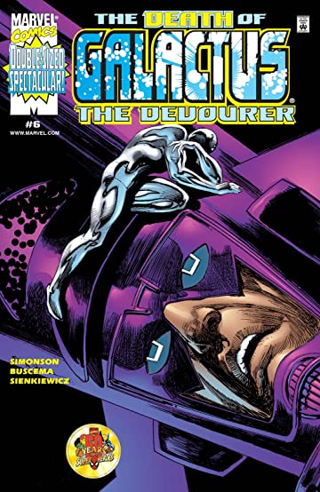 Galactus The Devourer (1999) #6 (of 6)