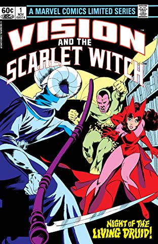 Vision and the Scarlet Witch (1982) No.1 (sur 4)