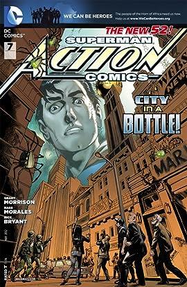 Action Comics (2011-2016) #7