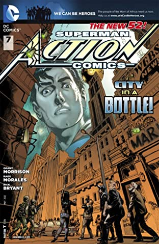 Action Comics (2011-2016) No.7