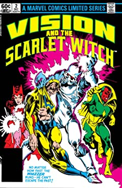 Vision and the Scarlet Witch (1982) No.2 (sur 4)