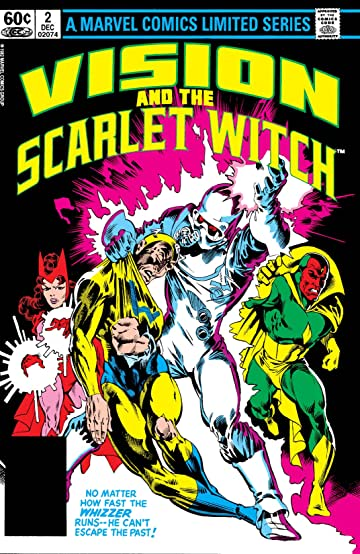 Vision and the Scarlet Witch (1982) #2 (of 4)