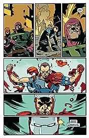 New Avengers (2004-2010) #57