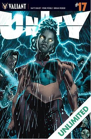 UNITY (2013- ) #17: Digital Exclusives Edition