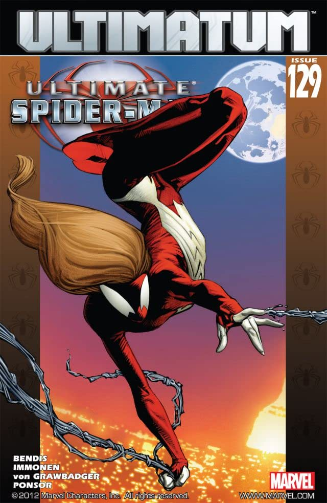 Ultimate Spider-Man (2000-2009) #129