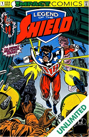 The Legend of The Shield (Impact Comics) #1