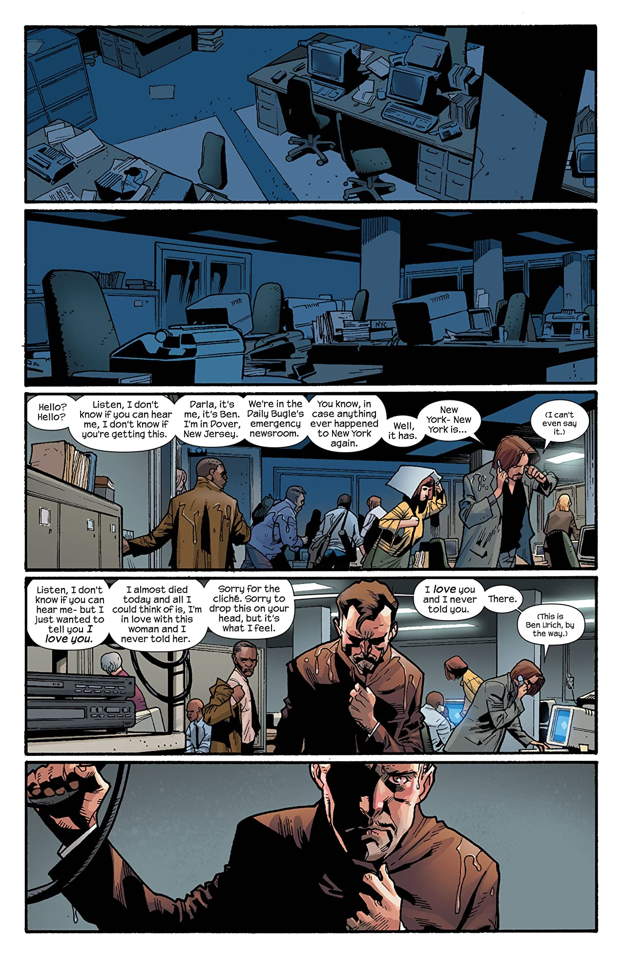 Ultimate Spider-Man (2000-2009) #131