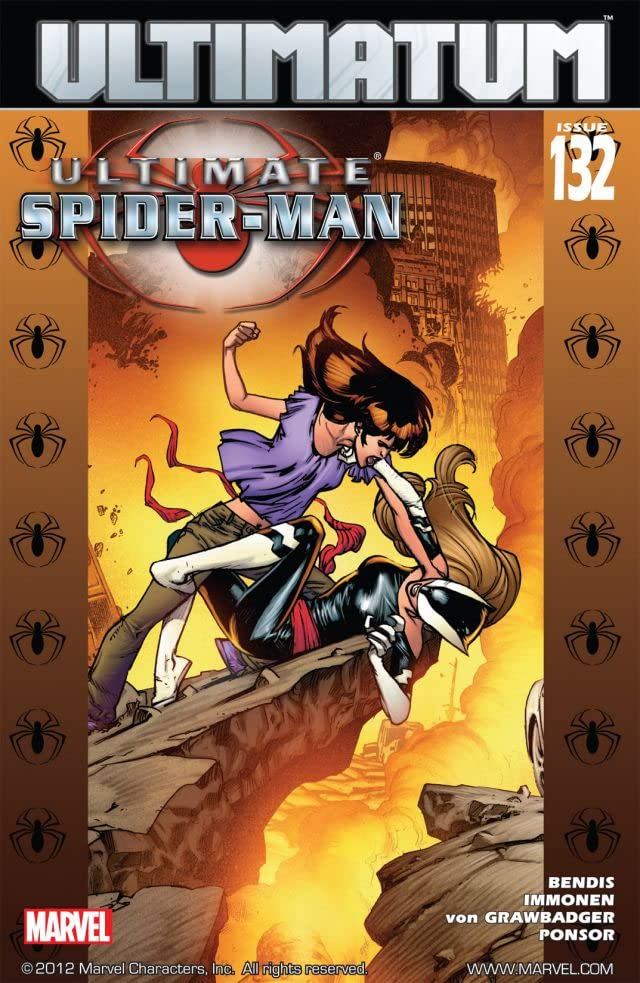 Ultimate Spider-Man (2000-2009) #132