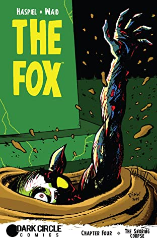 The Fox (Dark Circle Comics) #4