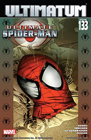 Ultimate Spider-Man (2000-2009) #133
