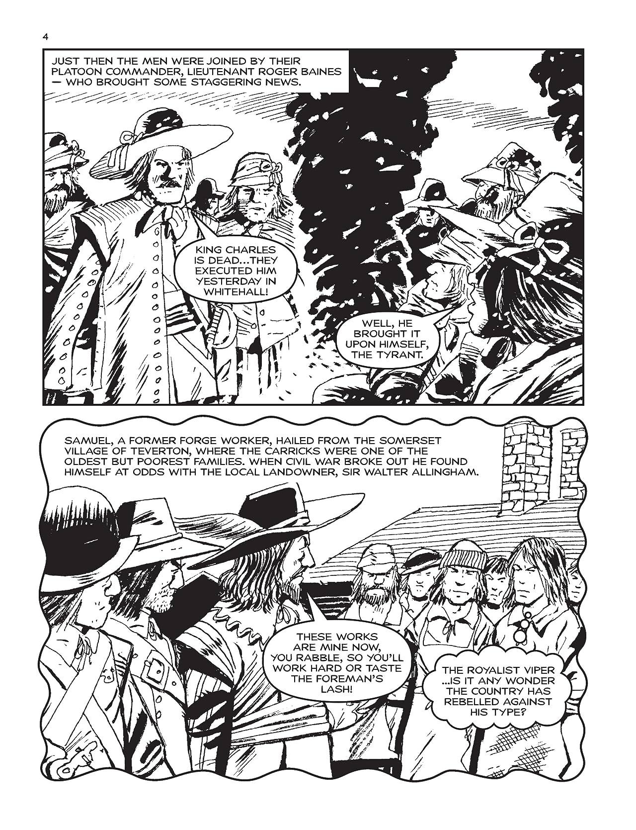Commando #4799: Eagles Of New Eden