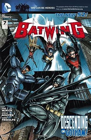 Batwing (2011-2014) No.7