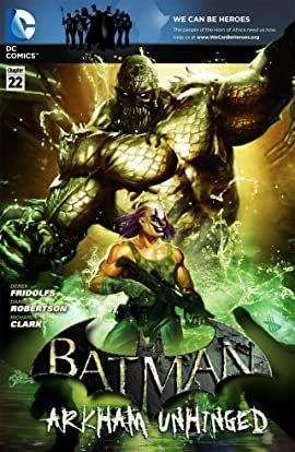 Batman: Arkham Unhinged #22