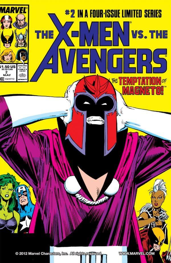 X-Men vs. Avengers #2