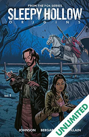 Sleepy Hollow: Origins #1