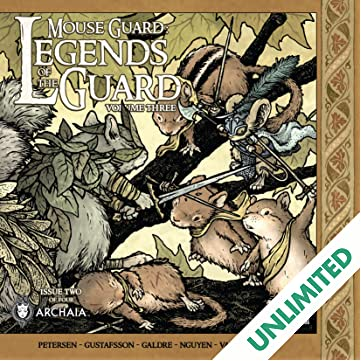 Mouse Guard: Legends of the Guard Vol. 3 #2