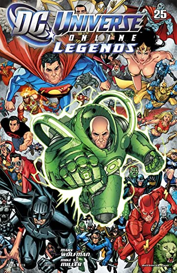 DC Universe Online Legends #25