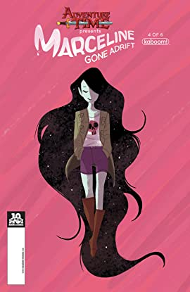 Adventure Time: Marceline Gone Adrift #4