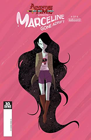 Adventure Time: Marceline Gone Adrift No.4