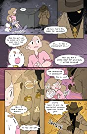 Bee and PuppyCat #8