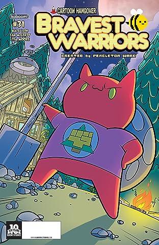 Bravest Warriors #31