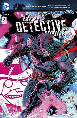 Detective Comics (2011-2016) No.7