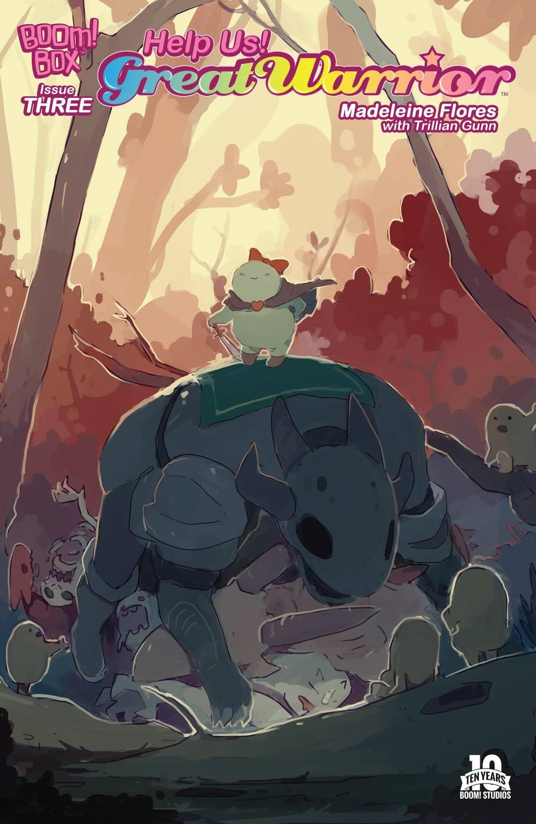 Help Us! Great Warrior #3